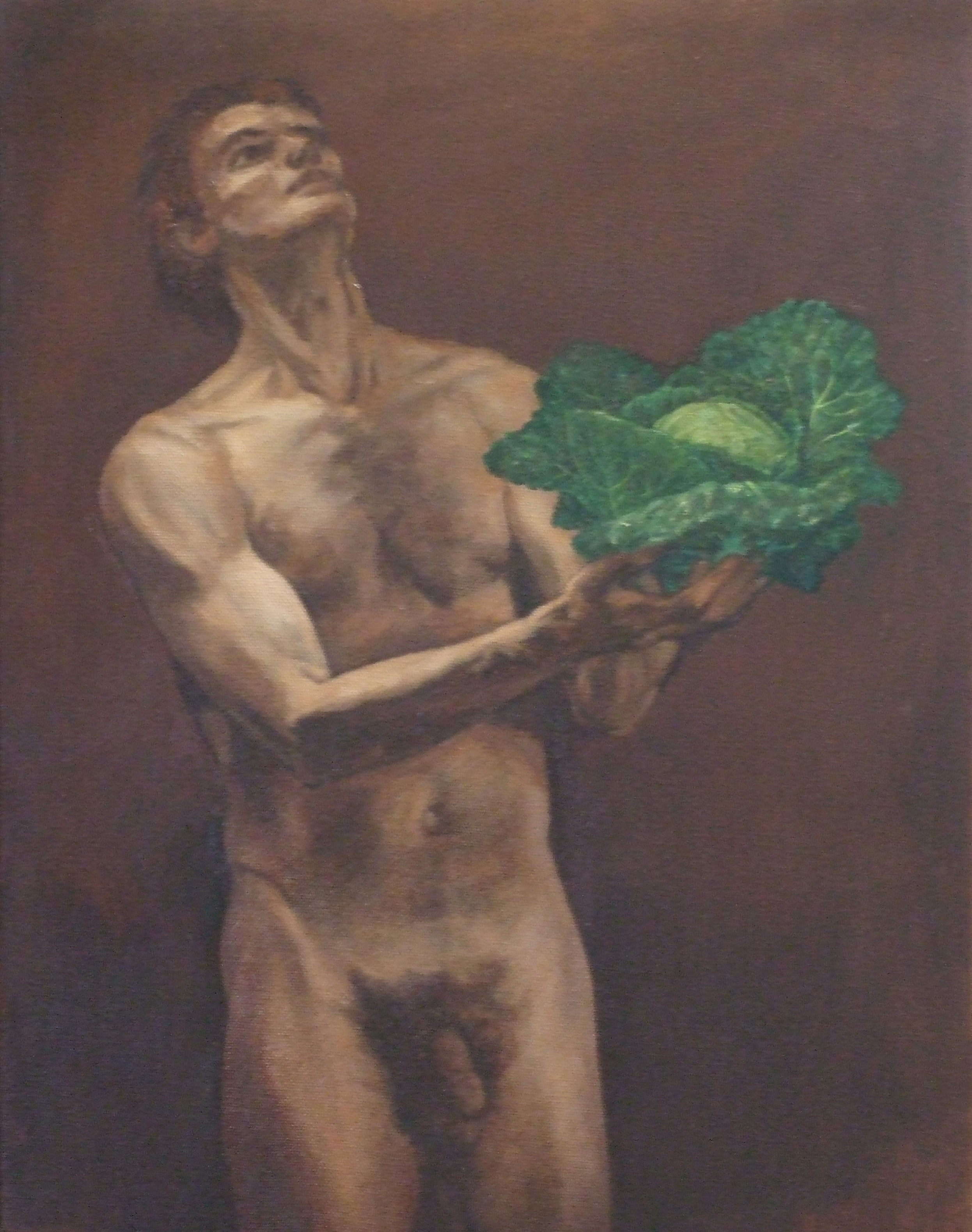 Man and Cabbage