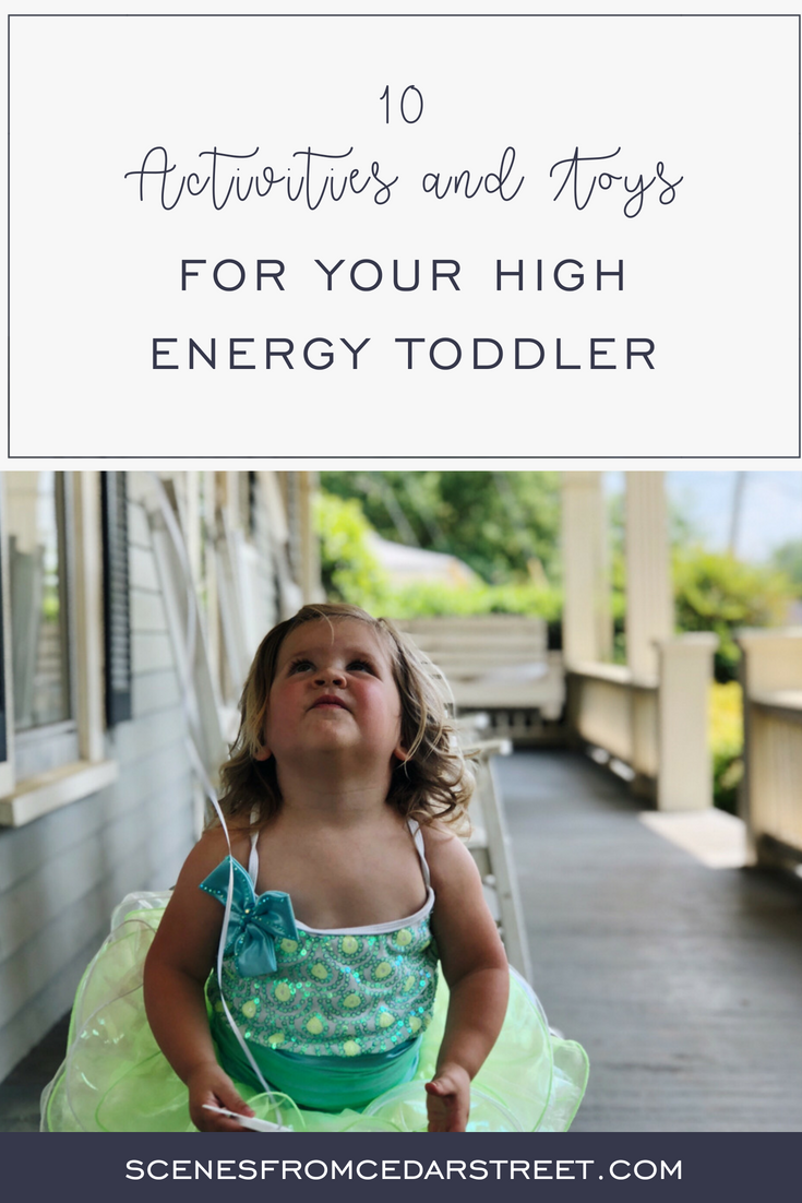 summer activities and toys for toddlers