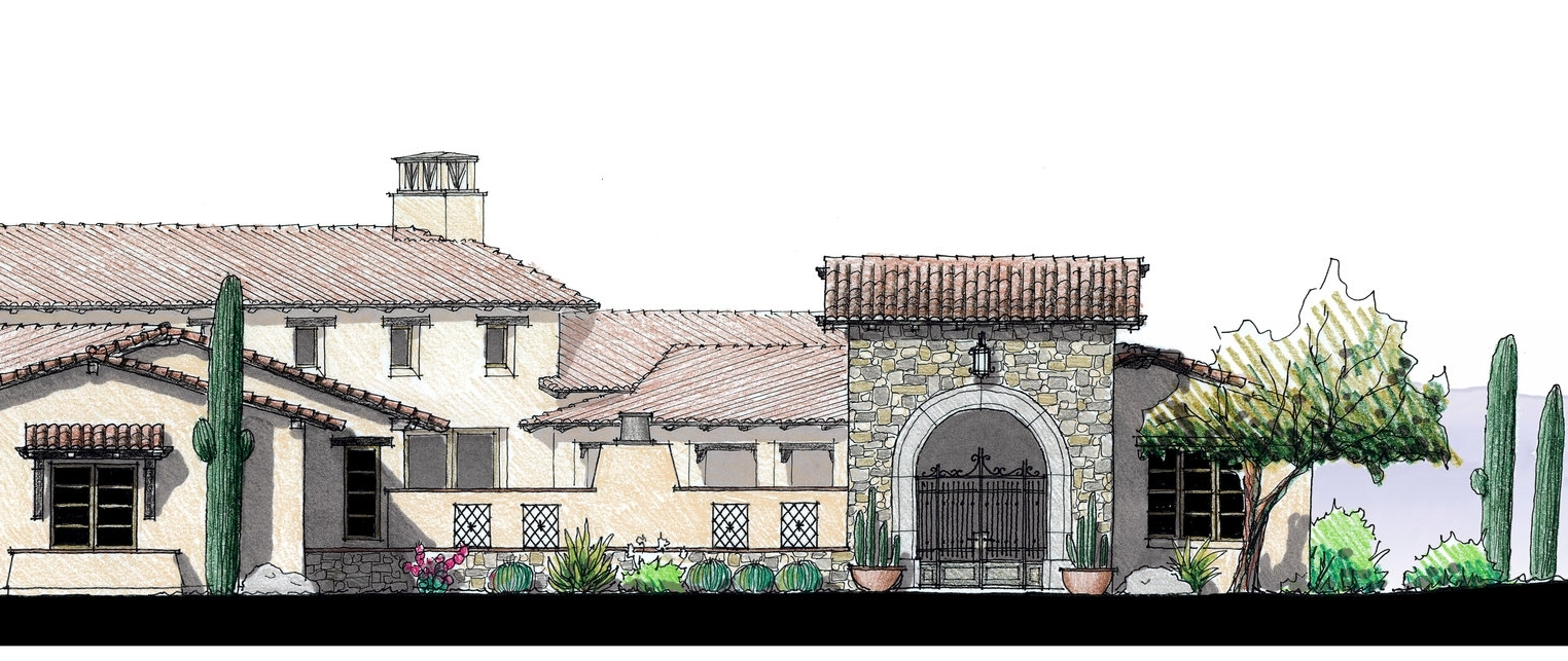 - Construction has begun on the Conley Custom Residence in Scottsdale, Arizona