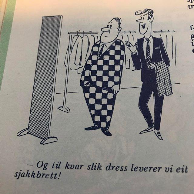 #norskbarneblad #nynorsk #humor #syttitalshumor