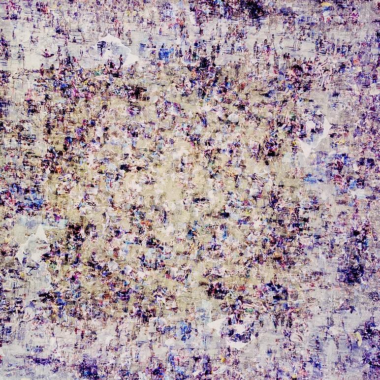 Jasper Léonard,'Festival' from the series 'Forum', 2015