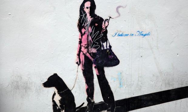 Street artist dont les admirateurs vont de Robbie Williams à Rihanna