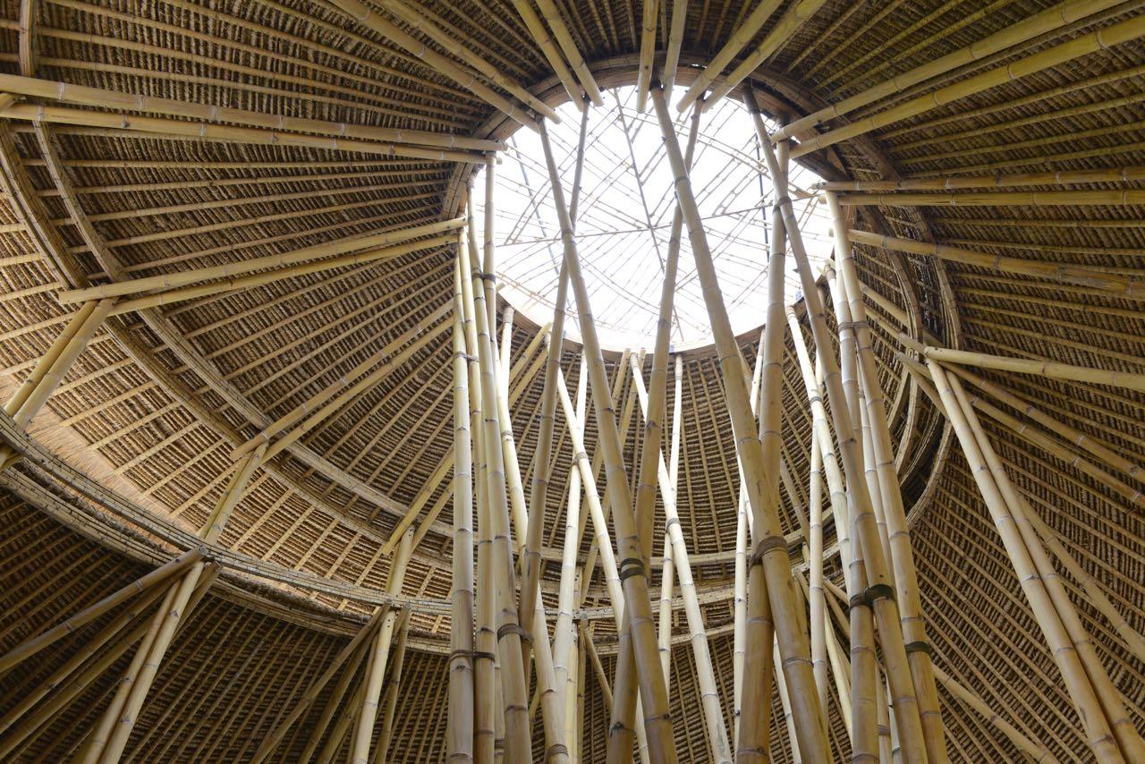 Green School, Ibuku Design and PT-Bambu, Bali, Indonesia, from 2008
