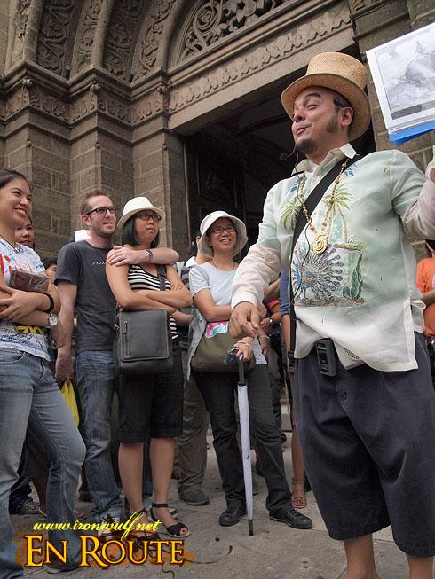 Intramuros study tour