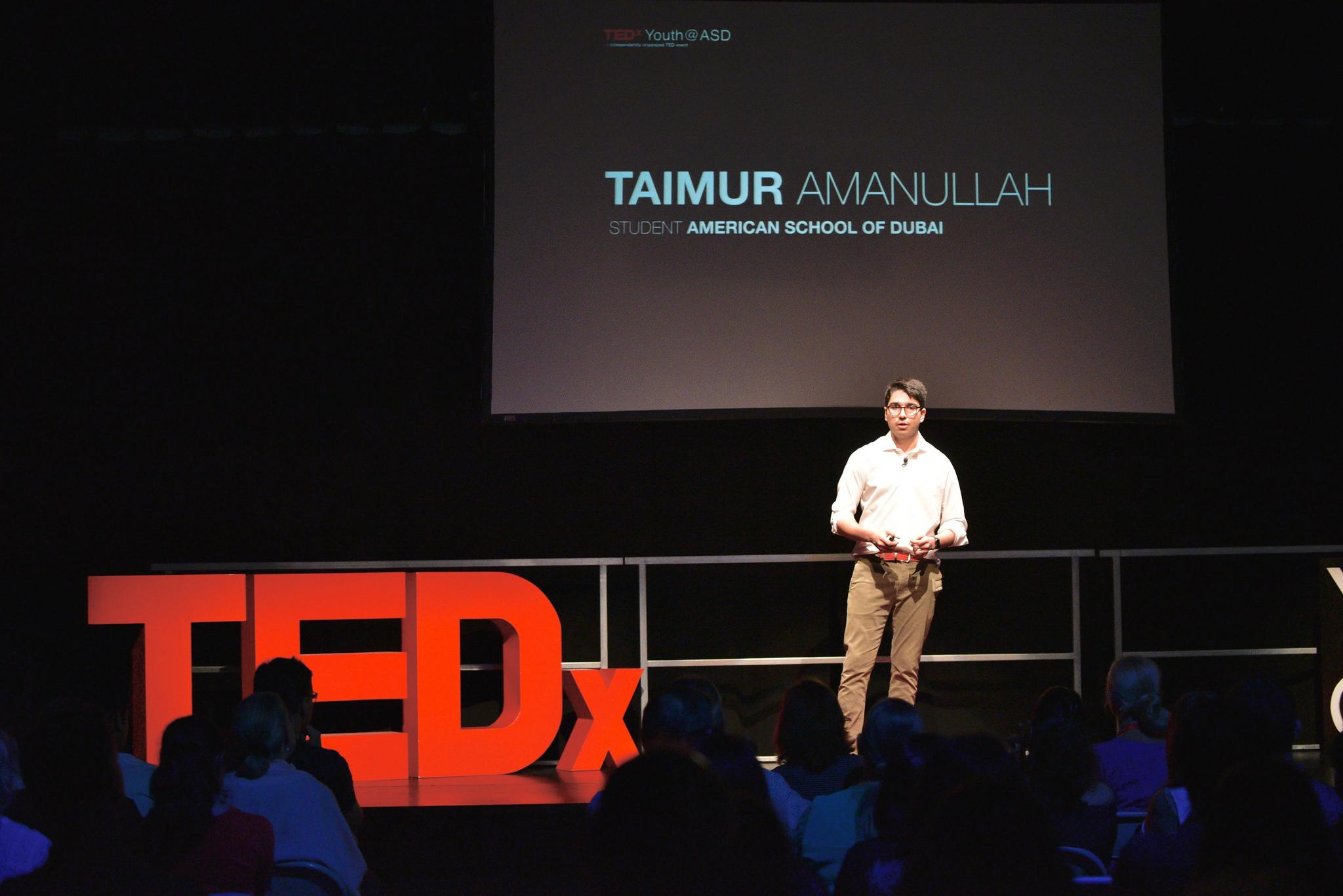 Taimur Amanullah - Embrace Your Past