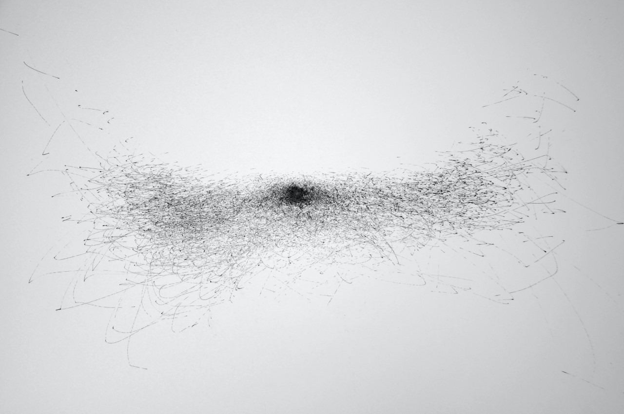 murmuration - Murmuration by Drawing Connections—an exhibition at hARTslane, Deptford, as part of both Art Licks 'Interdependence' Weekend and Deptford X'Stop Making Sense' Festival 2019A mass collaboration over two days at hARTslane Deptford in response to their programme, 'Unseen and Unspoken'. Collaboratively artists will explore and interpret untold stories and unspoken realities with humble materials through expanded drawing techniques. Their exhibition will allow the reticent to emerge or be chanced upon and reveal its true significance...A Drawing Connections group exhibition co–curated by exhibiting artists Nicki Rolls and Gill Newton with Terrence Brett, Bethe Bronson, Alison Carlier, Chris Caukwell, Jill Evans, Helen Goodwin, Barry Haskins, Anne Lydiat, Laura Marker, Zita Saffrette and Lisa SolovievaExhibition open 12–6pm, 18,19, 20, 25, 26, 27 October, 2 and 3 November, 2019Private Views both 6–9pm; Art Licks, Thursday 17 October and Deptford X, Friday 25 OctoberhARTslane 17 Harts Lane, New Cross Gate, SE14 5UP, London www.hartslane.org