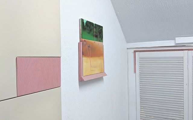 Final weekend to see John Chilver / The Near Abroads. 'Finnisage' Sunday 30th June 3pm to 6pm.