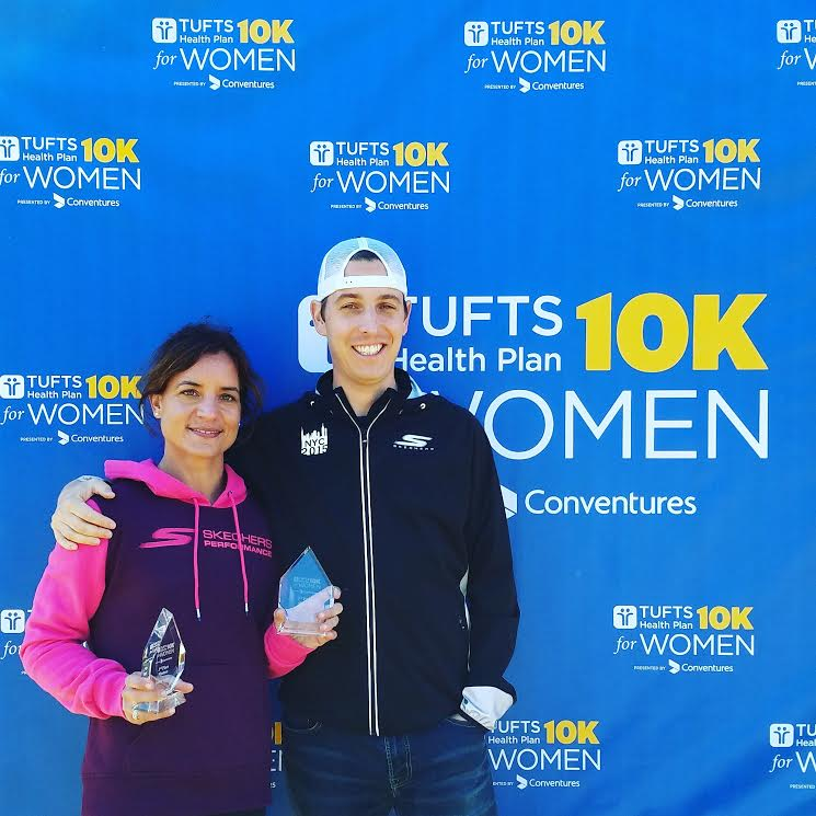 Sara Dunham - USATF 10K Championships
