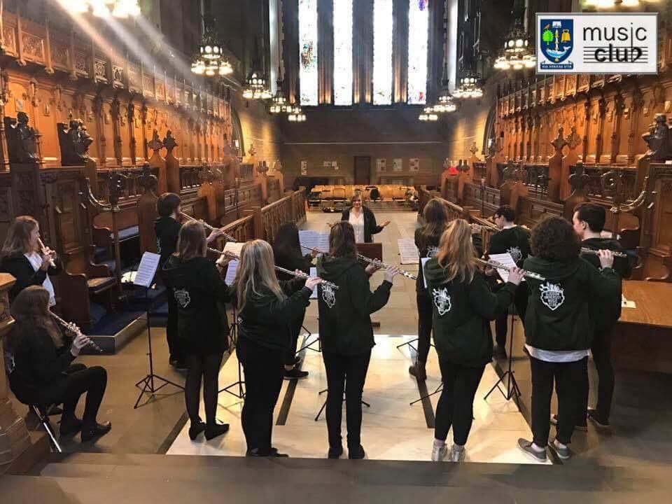 Glasgow University Flute Club