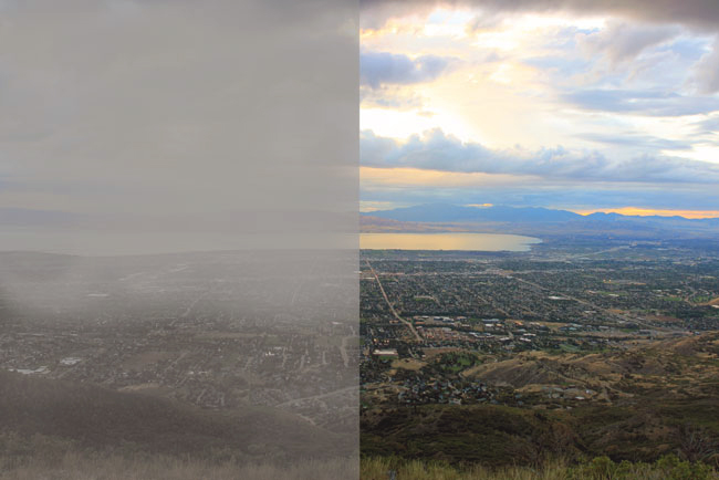 Photo by Brian Nye, from http://utahvalley360.com/2013/12/23/utah-valleys-dirty-little-secret-and-what-you-can-do-about-it/