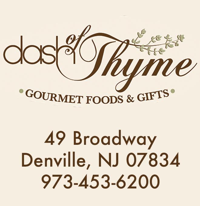 Dash of Thyme - Gourmet Foods & Gifts49 BroadwayDenville, NJ 07834