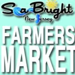 THURSDAYSea Bright Farmer's Market - ThursdaysJune 8 - September 28, 20171:00 - 6:00Ocean Avenue/Route 36 in downtown Sea Bright