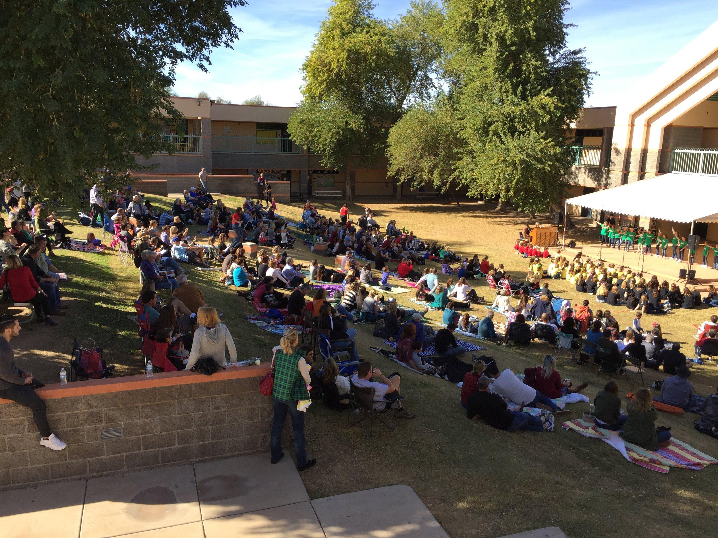 2017 Fall Concert - Redfield Elementary School