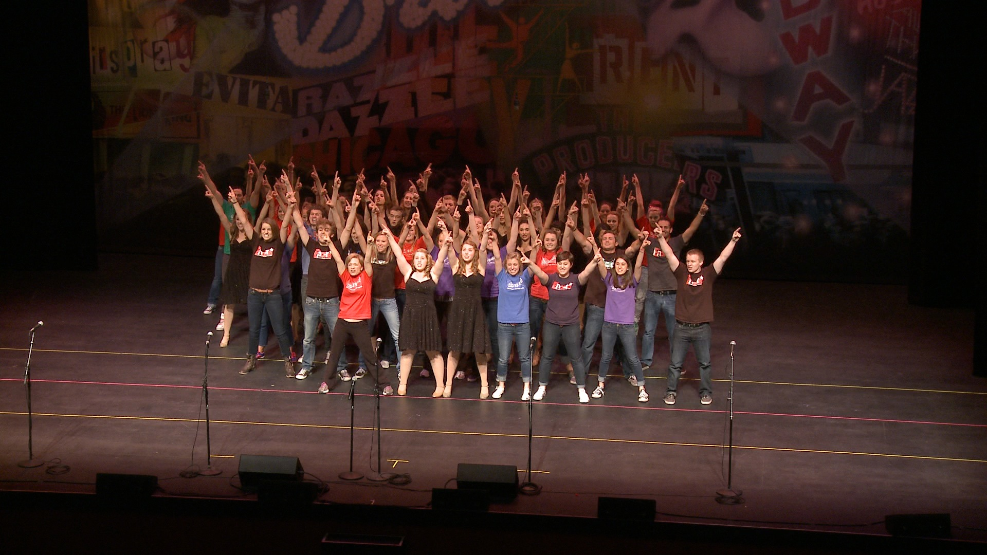 Encore Alumni Reunion - Spring Concert 2013