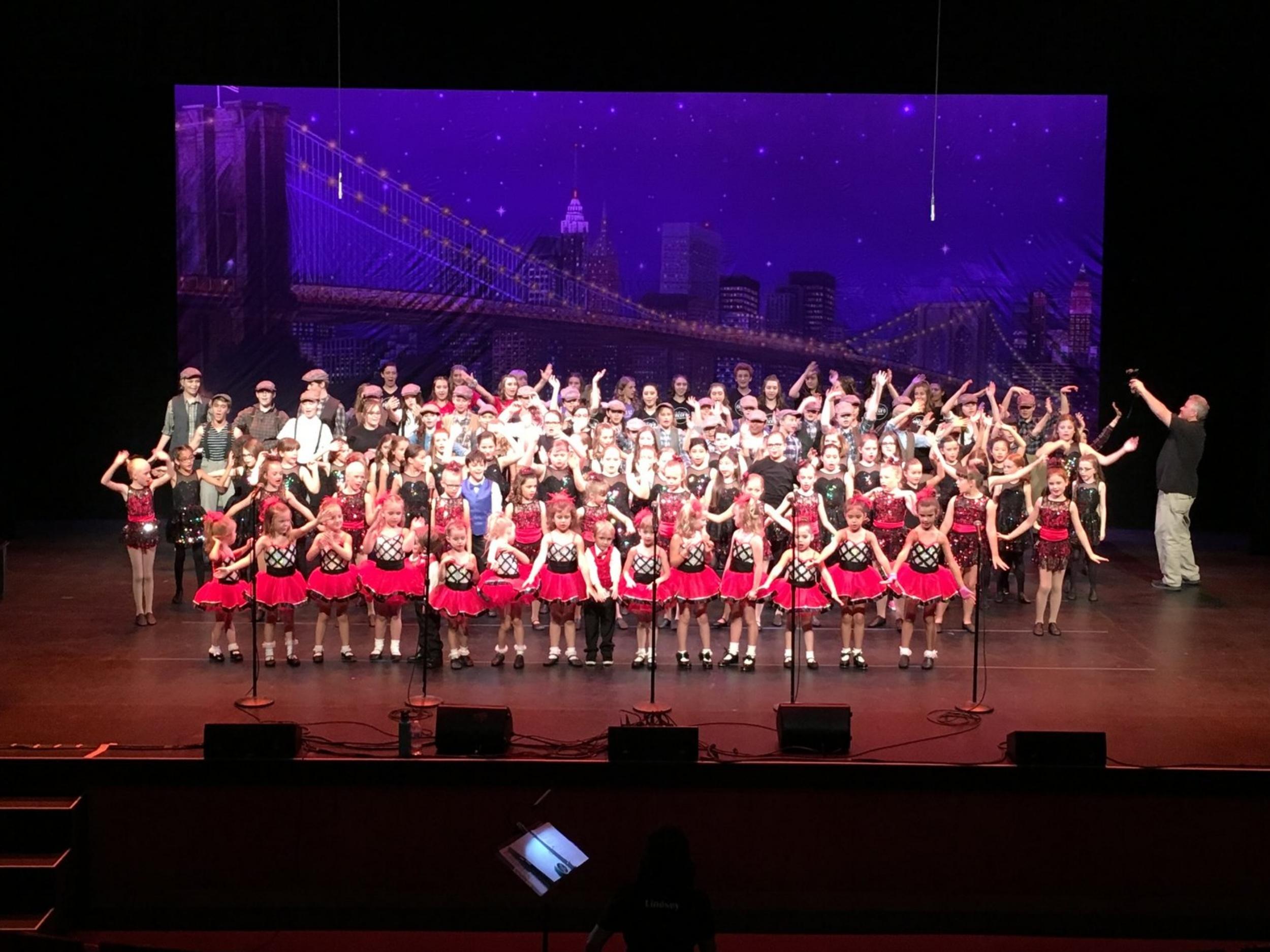 Spring Concert Dress Rehearsal 2018