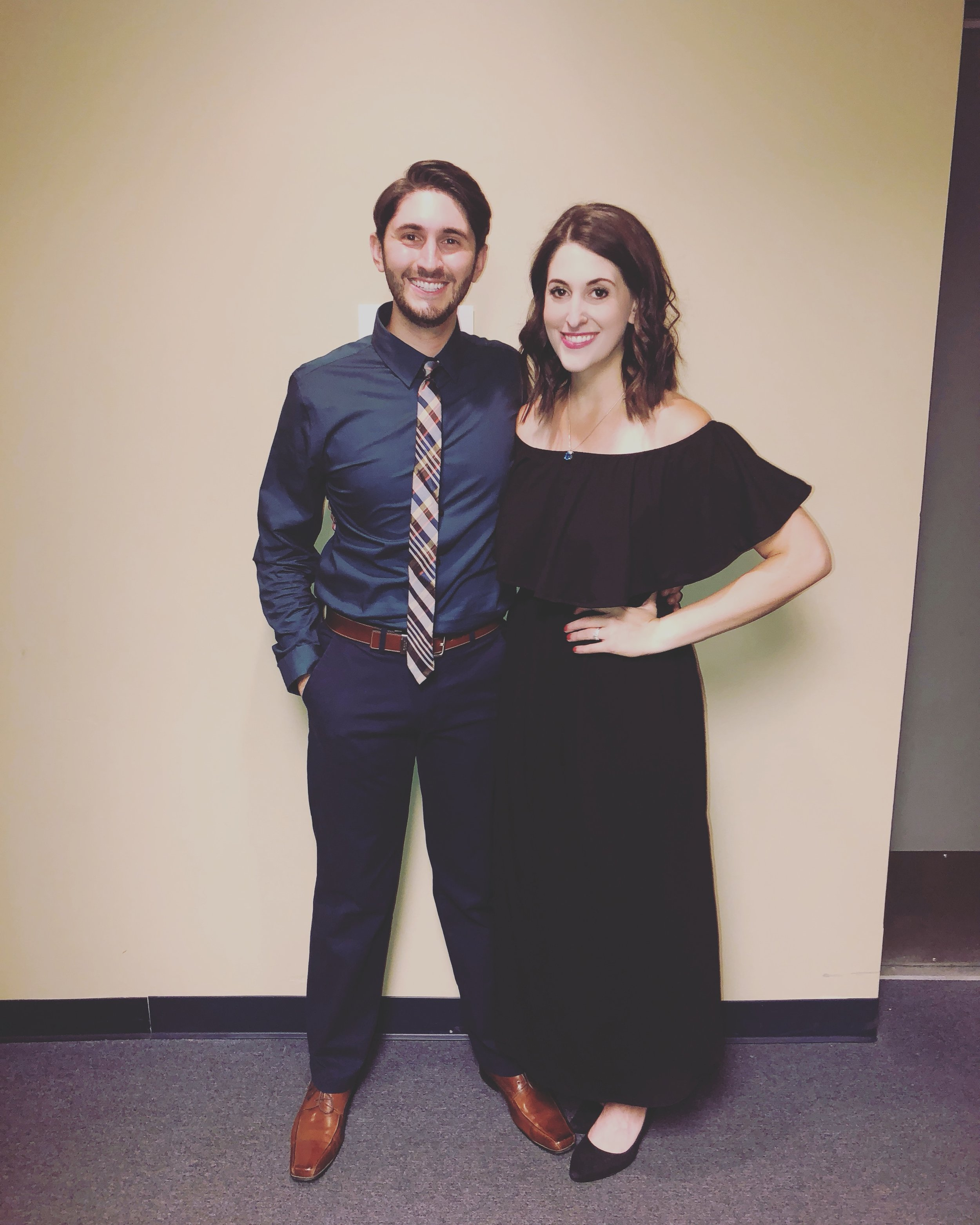 Lindsey & Michael Calvoni