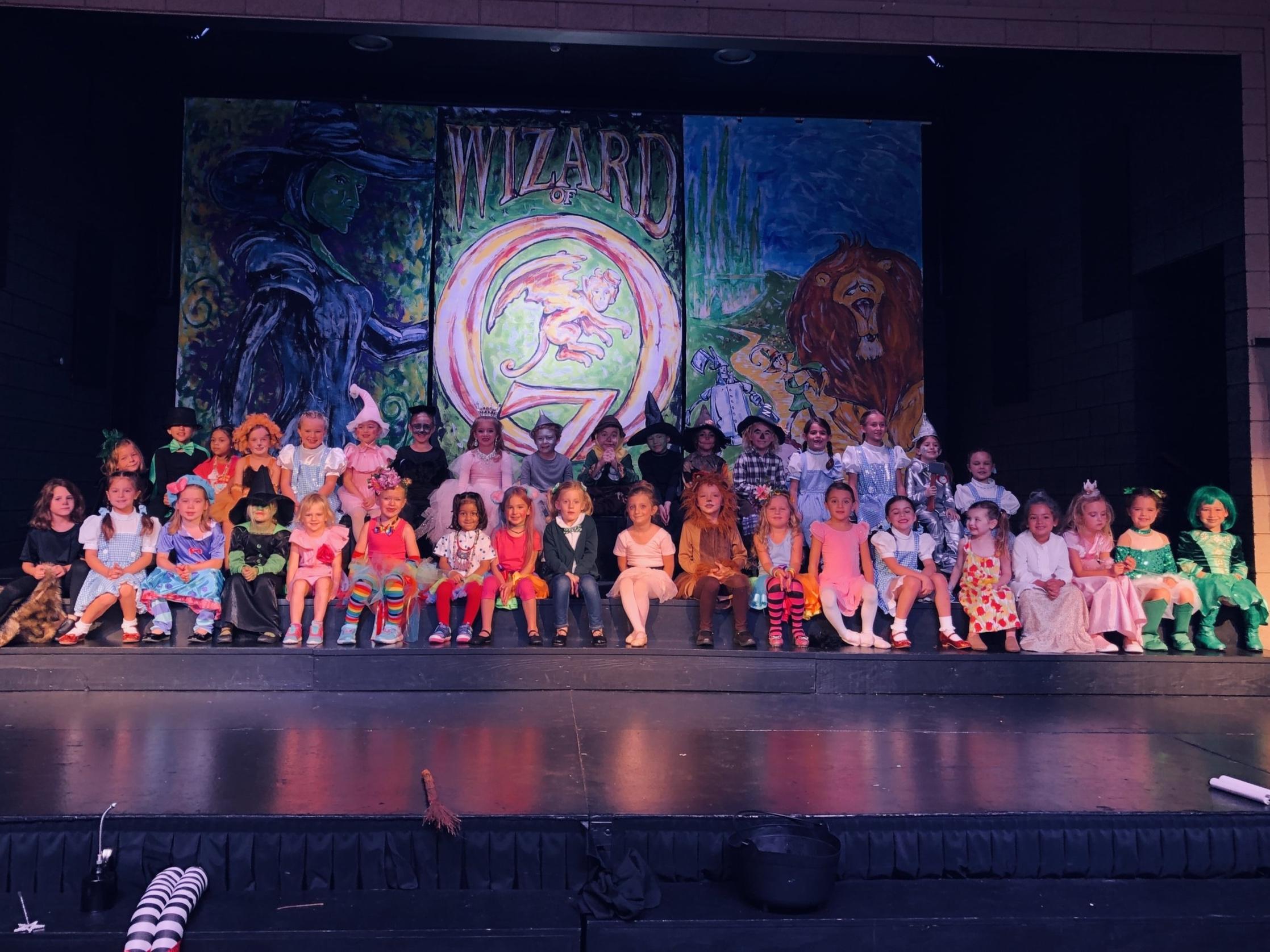 The Wizard of Oz - Fine Arts Camp 2019