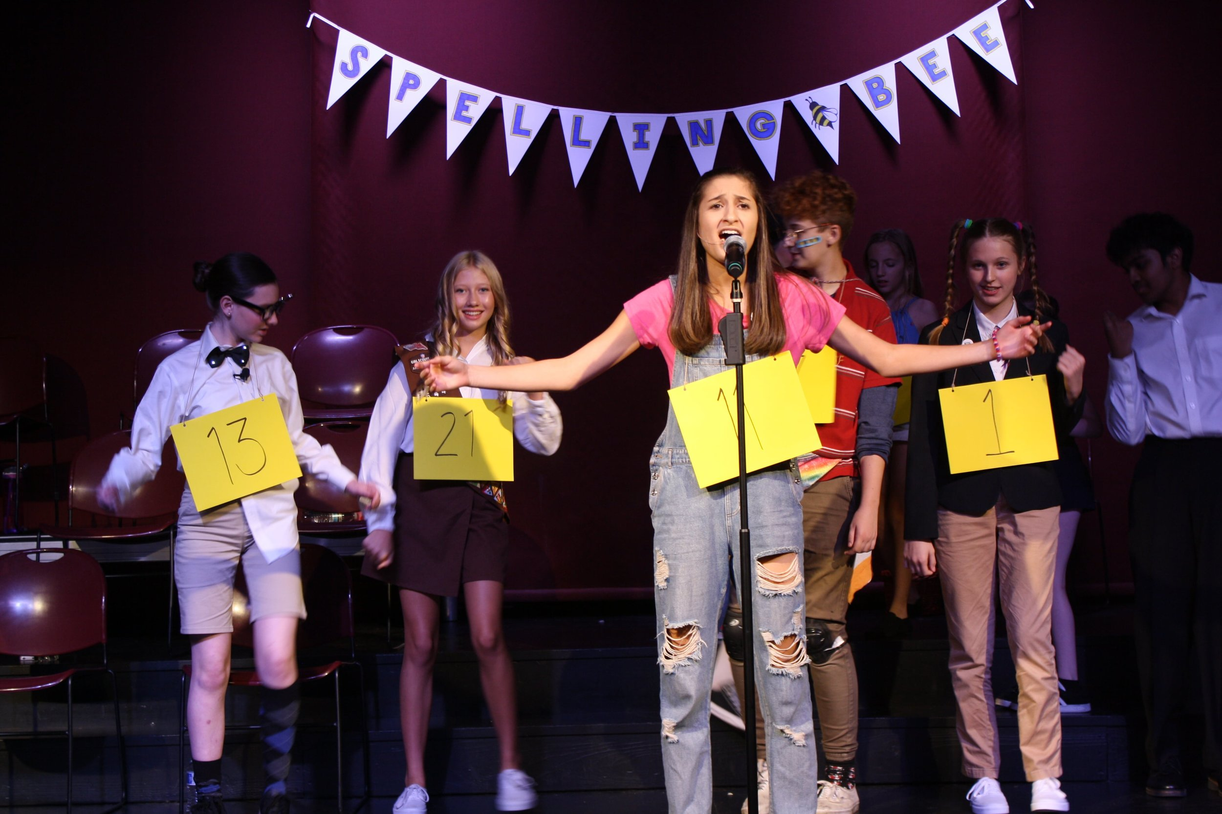 """""""The 25th Annual Putnam County Spelling Bee"""" - Summer Company 2019"""