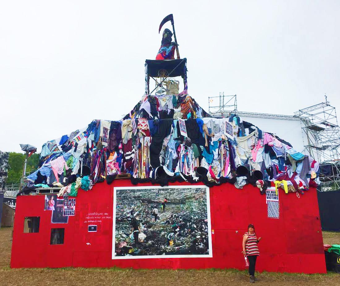 Shangrila at Glastonbury Festival
