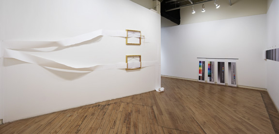Nicholas Knight,  Right Frame, Wrong Film ,Installation View, 2008