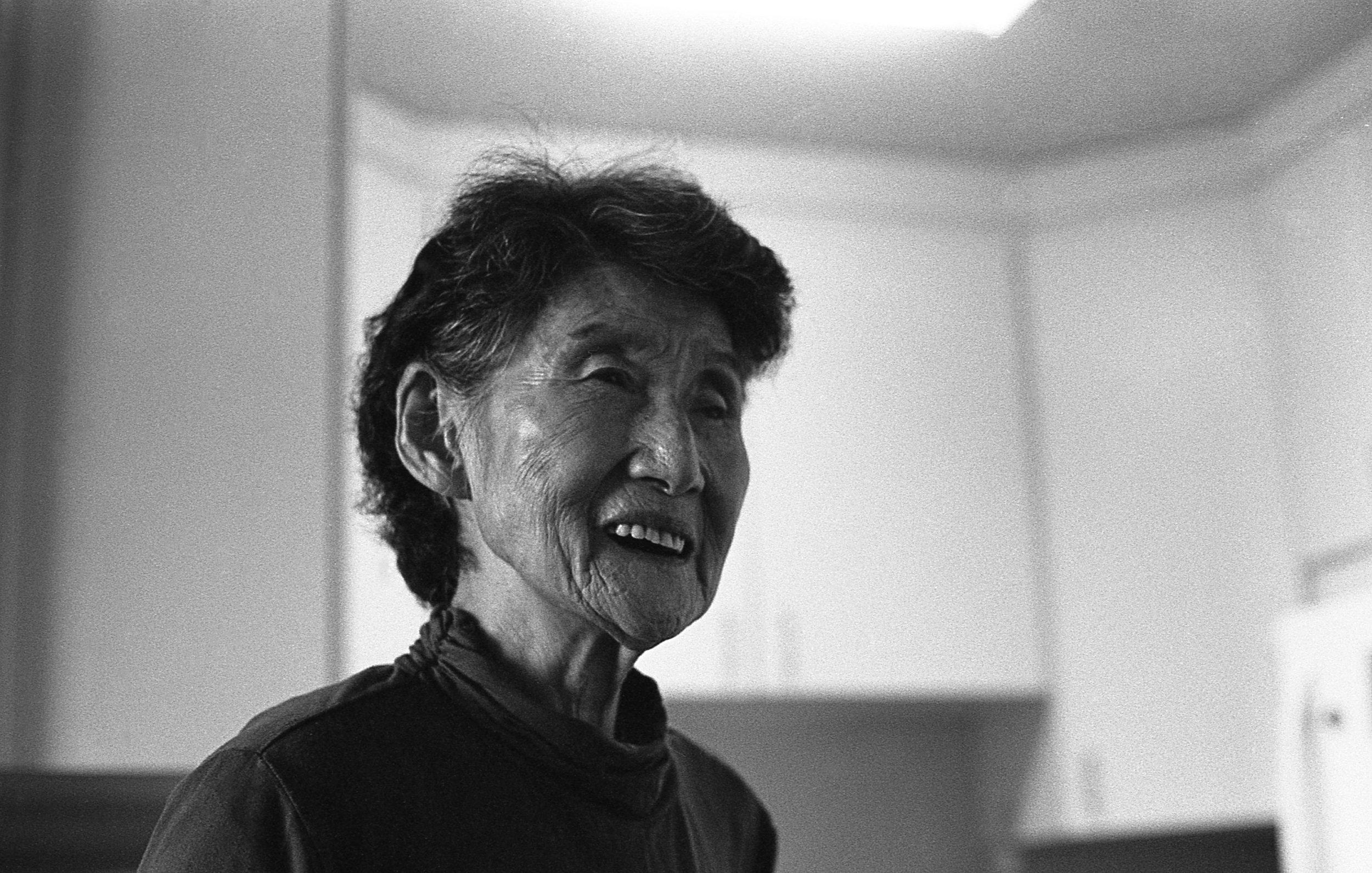 John's grandmother.