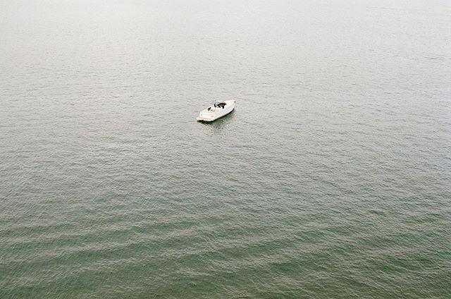 Lone boat.