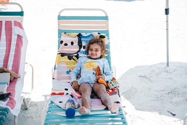 Happy FOURTH Birthday my little beach bum!