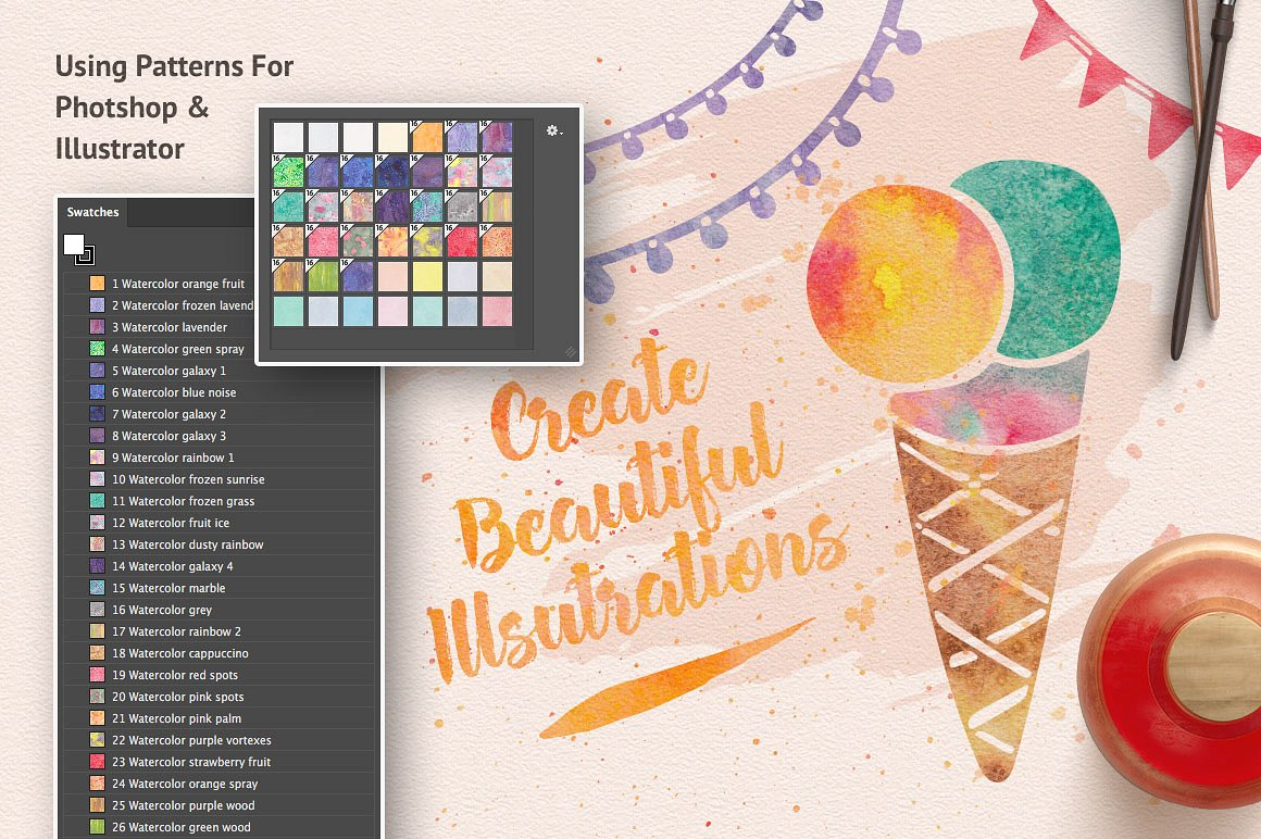 Artistic Studio: Watercolor Toolkit