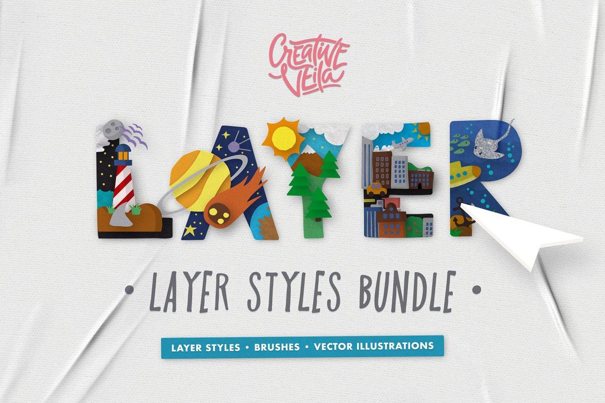 Creative Market  exclusive listing