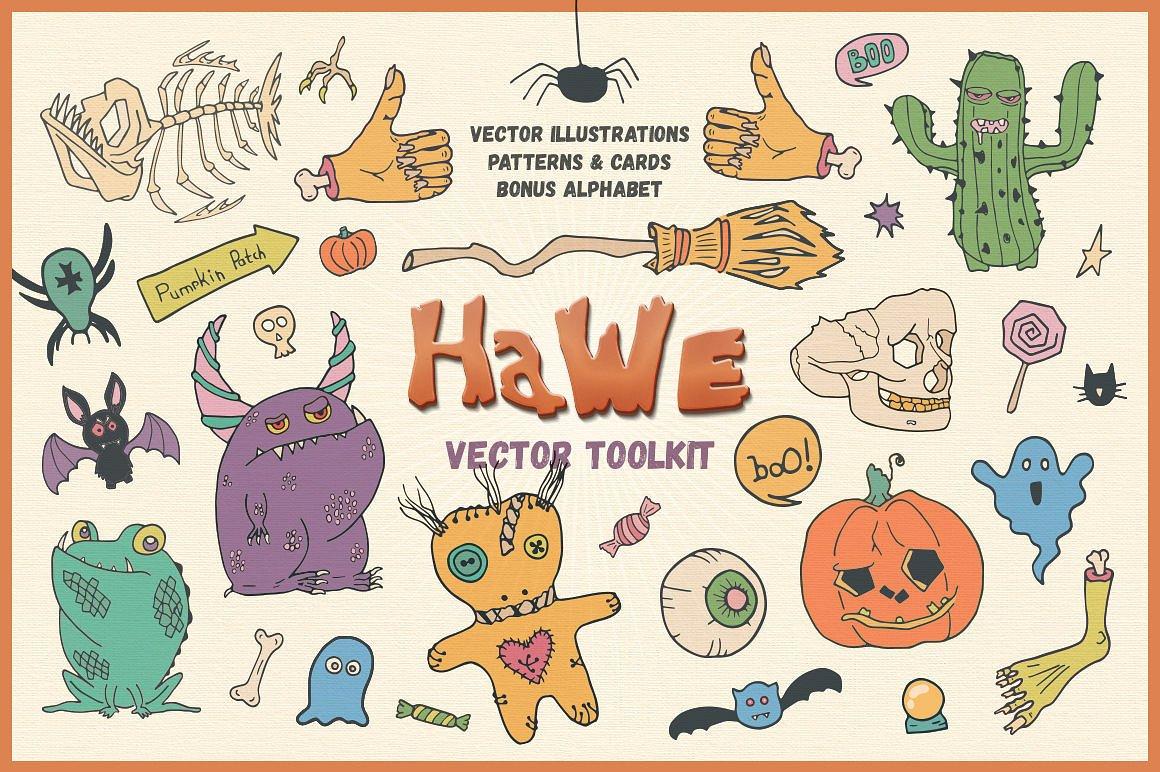 Free Halloween Vector Toolkit.jpg