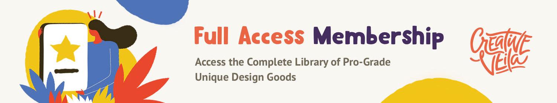 Full Access Premium Membership