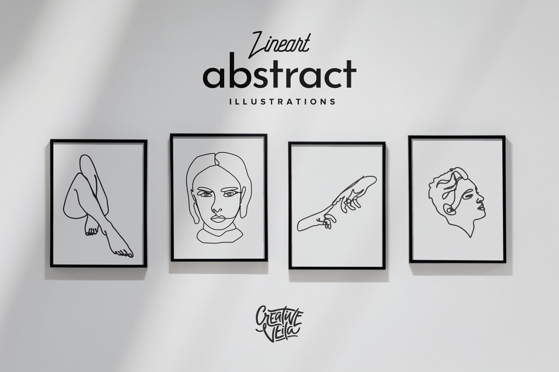 Free Lineart Abstract Vector Illustrations.jpg