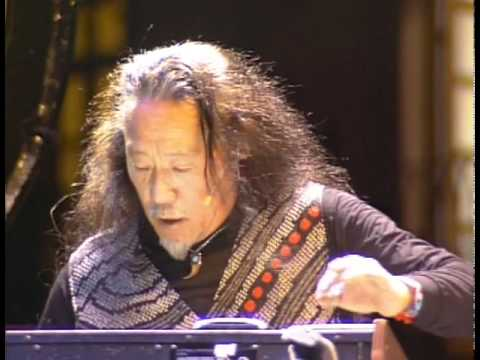 KITARO   Recording artist, composer, and arranger noted for his  electronic - instrumental  music, he is regarded as one of the most prominent performers of  New-age music .