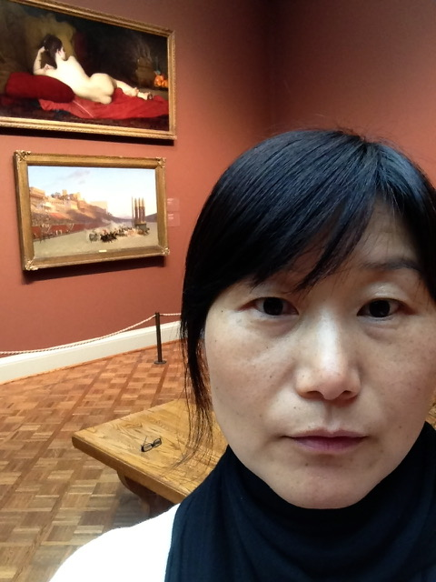 SoYoung Jun   Born in Seoul Korea, educated as an undergraduate at UC Berkeley and received her MFA from SFAI.  Based on concept, her art form varies including drawing, painting, digital photography and site-specific installation.