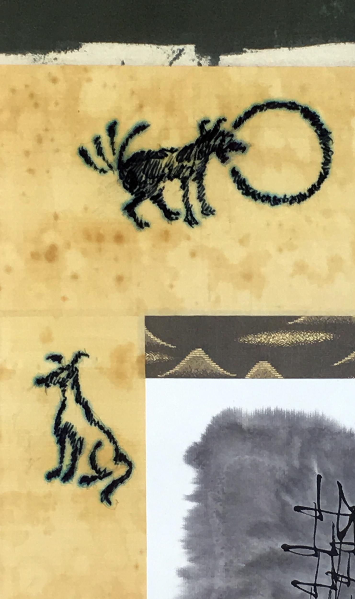 upper left detail