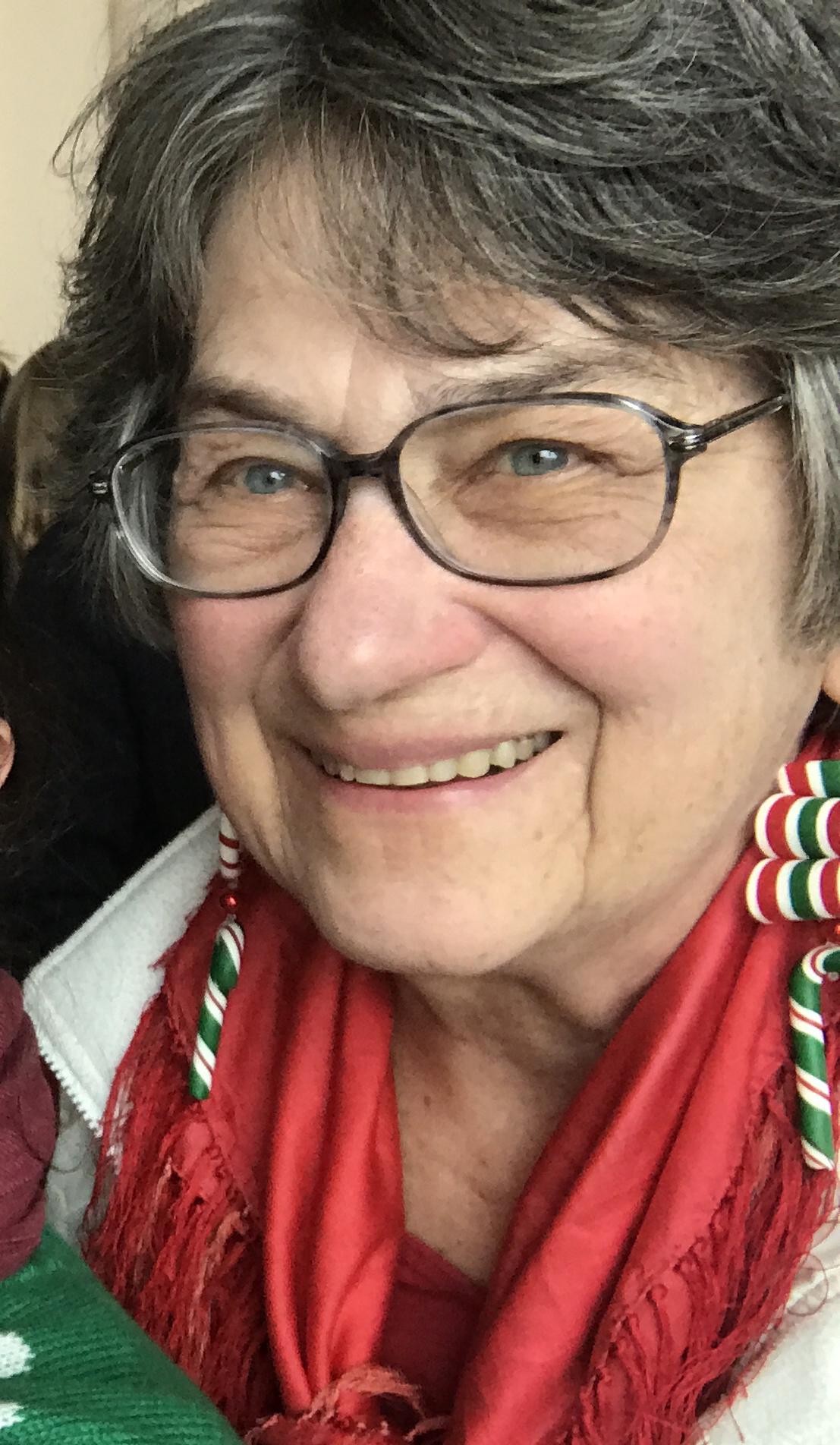 Susan Oleszko   Science teacher, seamstress, and quiltmaker, Susan lives in Georgetown Massachusetts.
