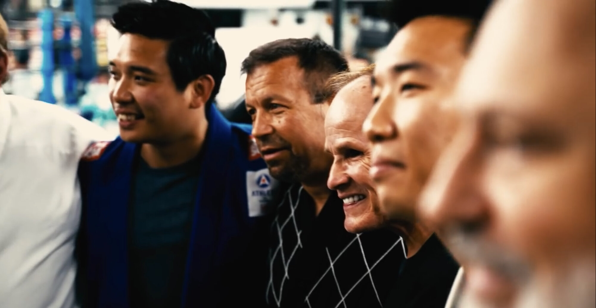 "Promoted along side Cold Steel Knives CEO Lynn Thompson, Henry Le, Guro Ron Balicki, World famous Benny ""The Jet"" Urquidez"