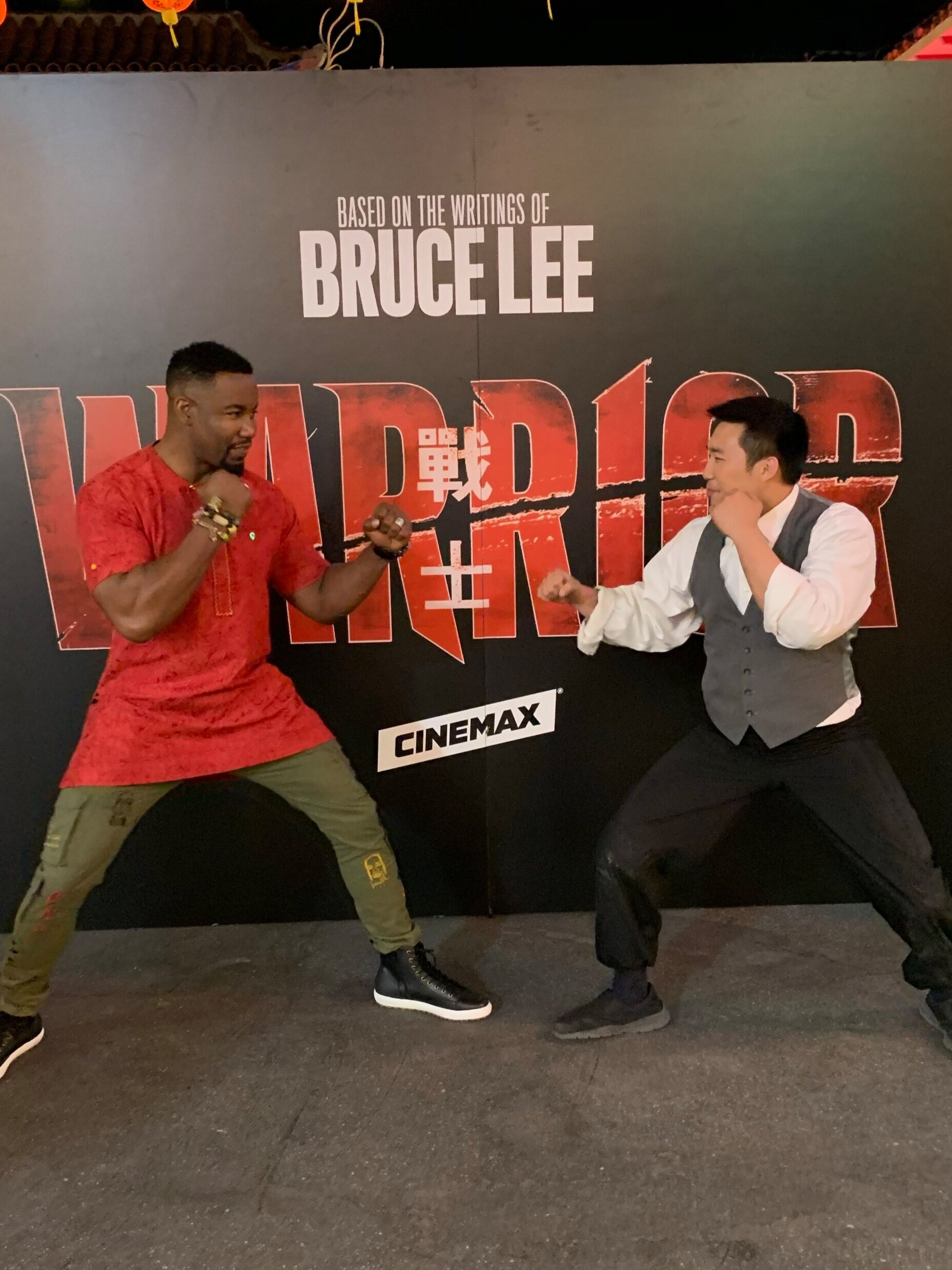 Director, Actor, and Martial Artist Michael Jai White