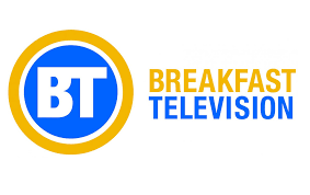 Seen on Breakfast Television Toronto - Tips for better pet photography, 31 July 2019