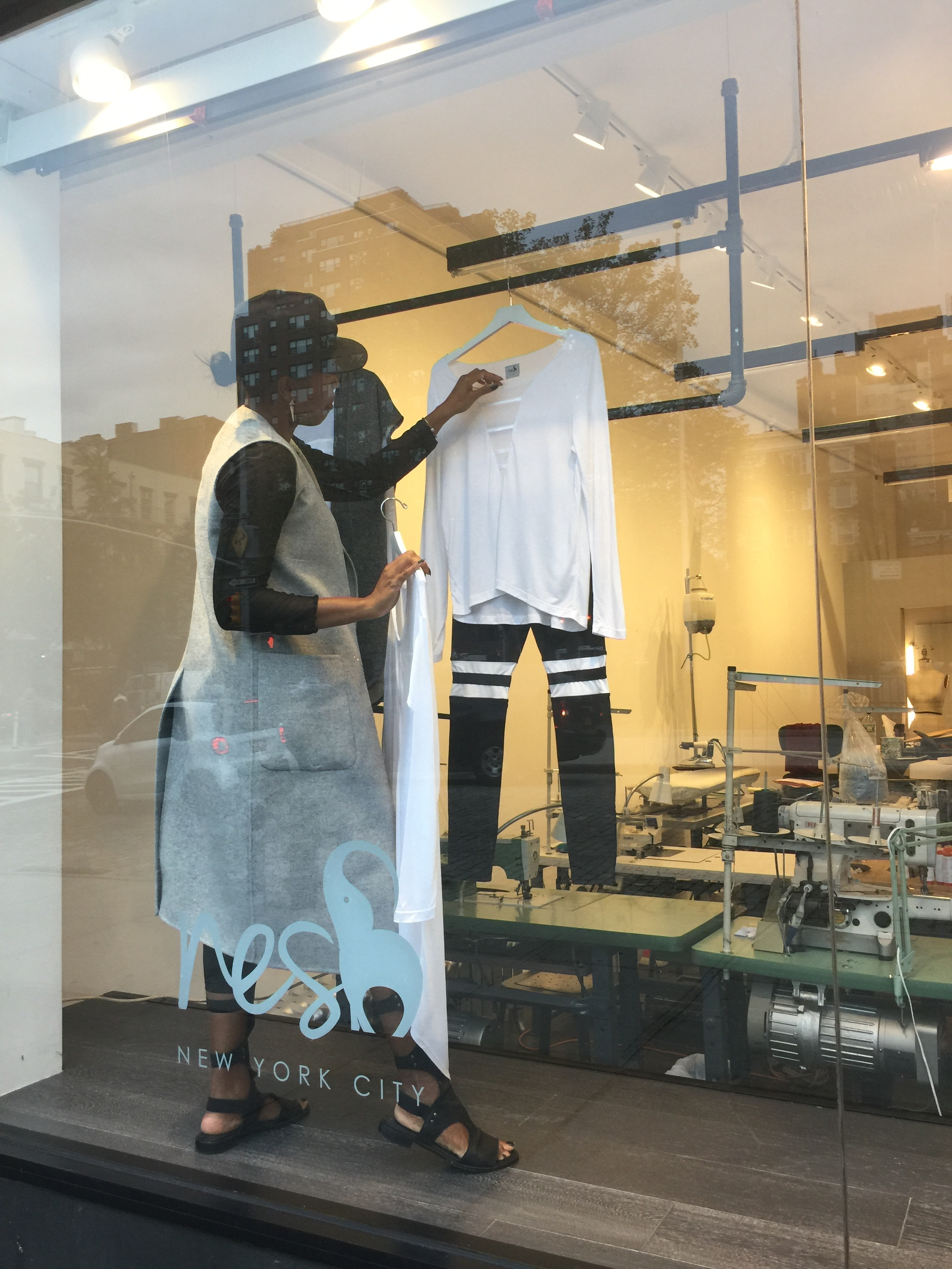Merchandiser- Boutique, Meatpacking District, NYC