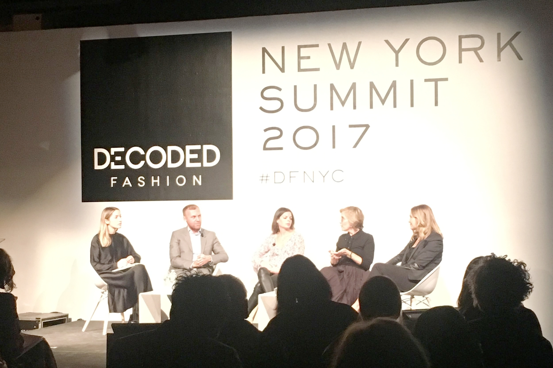 Decoded Fashion Panel
