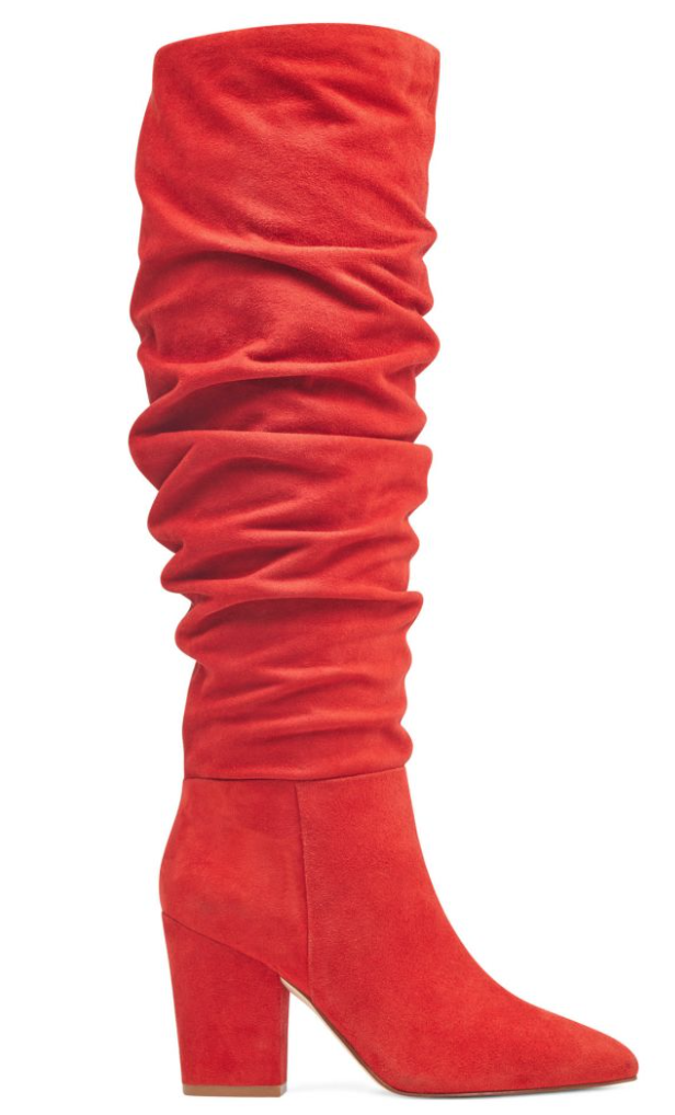 9West Scastien Slouchy Boot $199