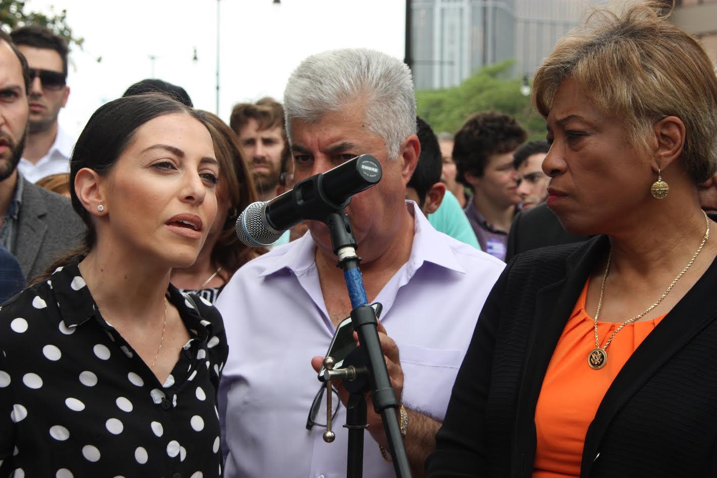 Nadine Kalasho and Congresswoman Brenda Lawrence.jpg