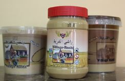 The Chaldean community is more familiar with Village Rashi, pictured above. Royal Tahini is more commonly used as one of the main ingredients in hummus.