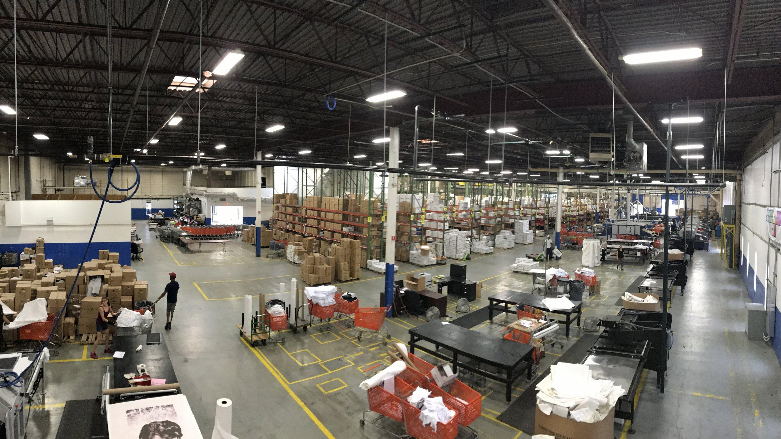 Trevco Warehouse