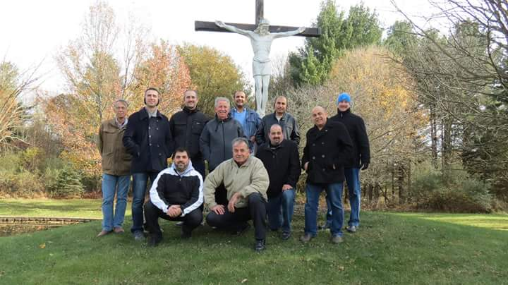 The Men of Holy Martyrs Church