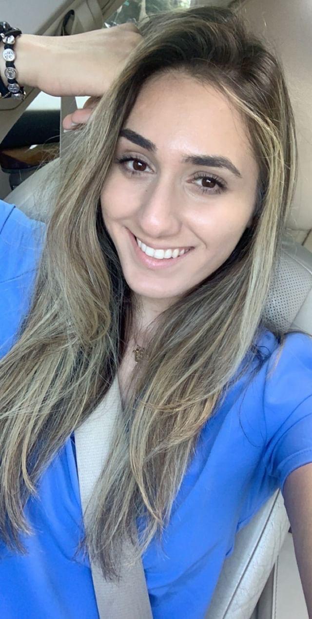 Zena Alsaraf, 22, Sterling Heights/Indianapolis