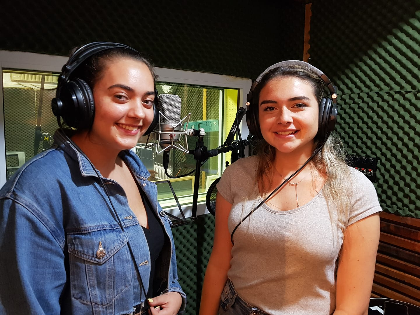 Aramaic singers, Shaked and Eden