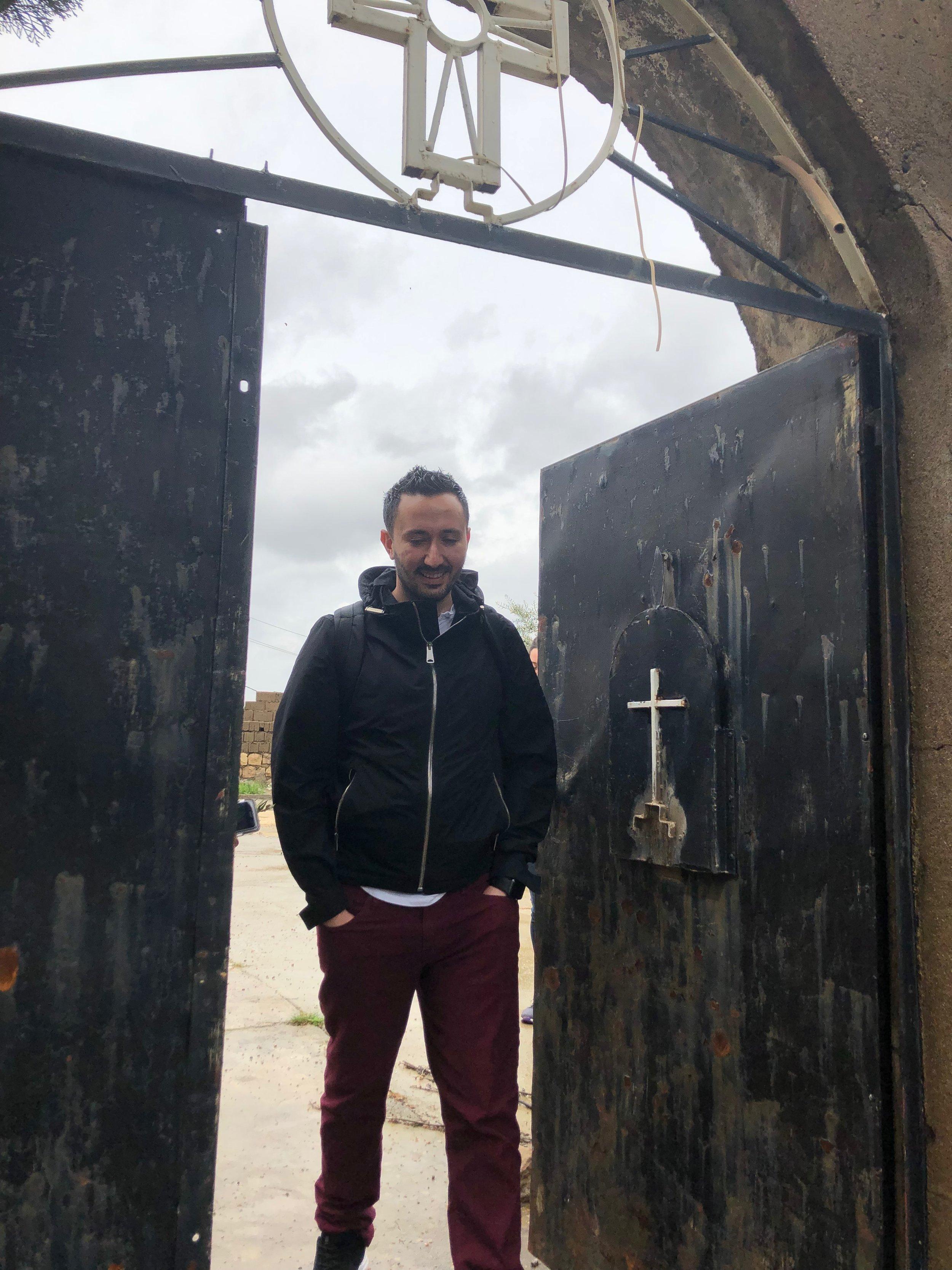 Chris Salem, 29, Farmington Hills