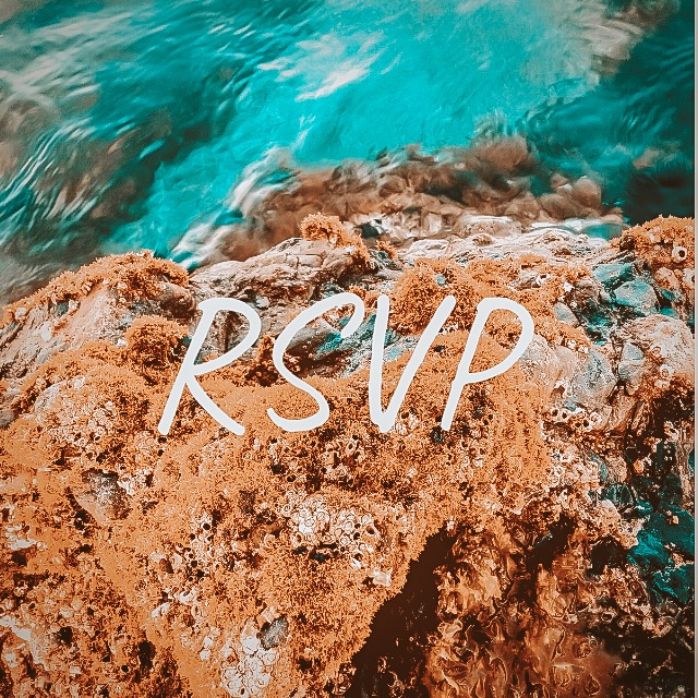 What does RSVP even mean? -